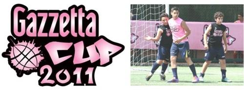 Gazzetta Cup 2011. Torneo nazionale di calcio a sette